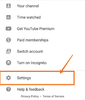 Youtube Dark Mode kaise Activate kre