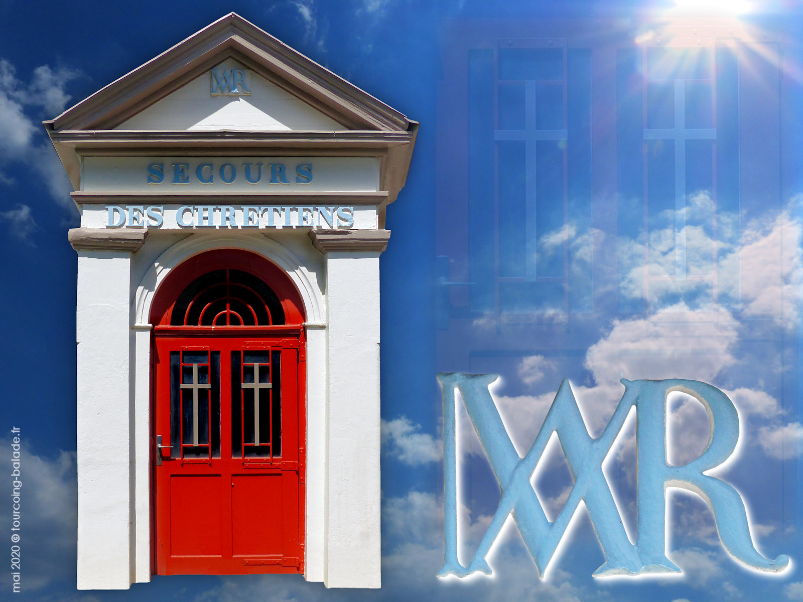 Chapelle du Secours des Chrétiens, Tourcoing 2020