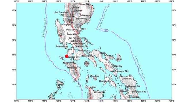 Magnitude 6.3 earthquake shakes Luzon, Metro Manila on Christmas Day