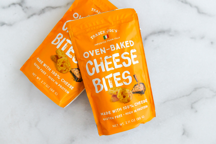 Trader Joe's Oven-Baked Cheese Bites Review