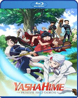 Yashahime Princess Half-Demon – Temporada 1 [6xBD25] *Con Audio Latino