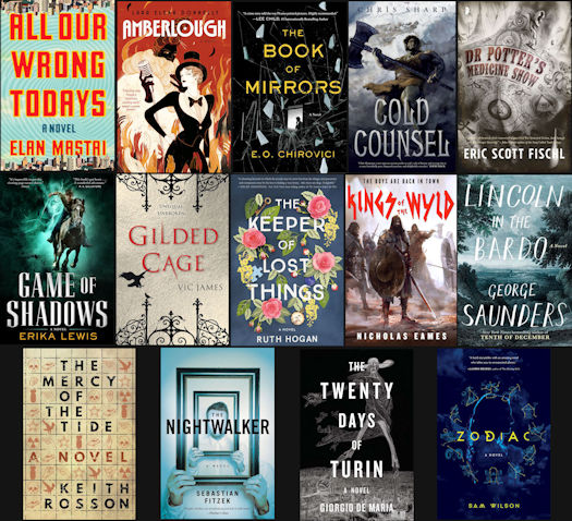 2017 Debut Author Challenge Cover Wars - February Winner