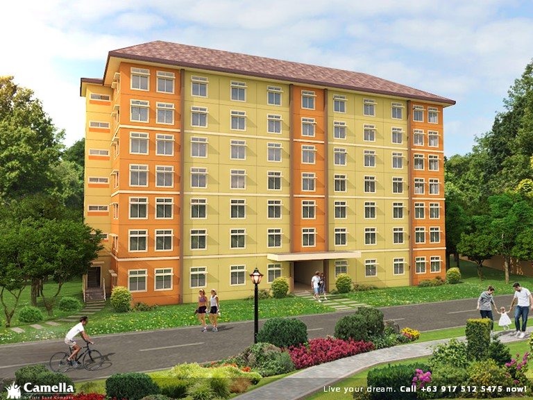 Two (2) Bedroom 40 Sqm - Manors Bacoor| Camella Prime House for Sale in Bacoor Cavite