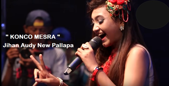 Download Jihan Audy New Pallapa - Konco Mesra Mp3