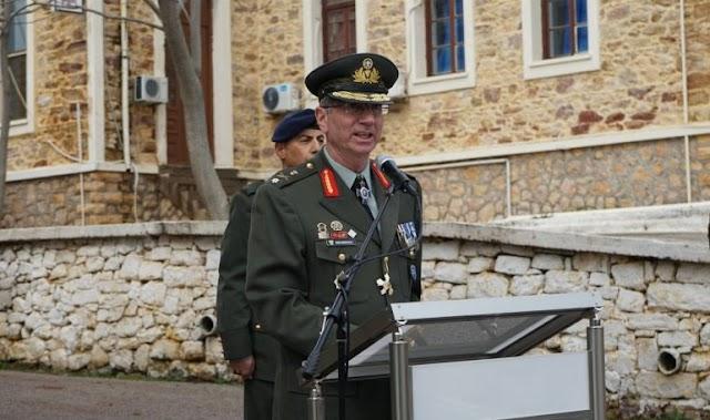 Αλεξανδρούπολη: Ο Υπτγος Σταύρος Παπασταθόπουλος αναλαμβάνει αύριο νέος διοικητής XII M/K MΠ