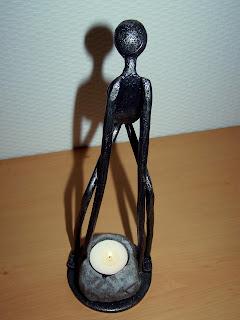 smeedijzeren sculptuur
