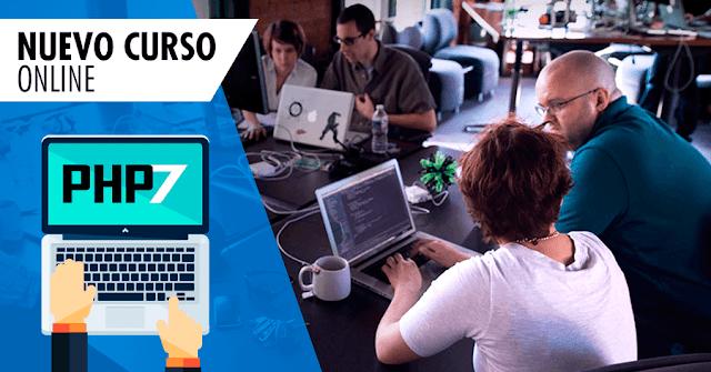 PHP 7 desde básico hasta desarrollar un software de venta MEGA