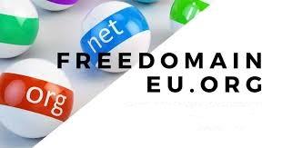 Cara mendapatkan domain eu.org gratis dan cara custom keblogspot