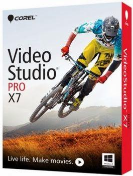 PC Software : Corel VideoStudio Pro X7 17.0.0.249 Multilingual