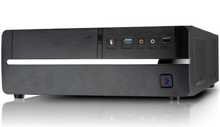 Configuración HTPC menos de 400 euros (AMD Ryzen 3 1200 AF + nVidia GT 1030)