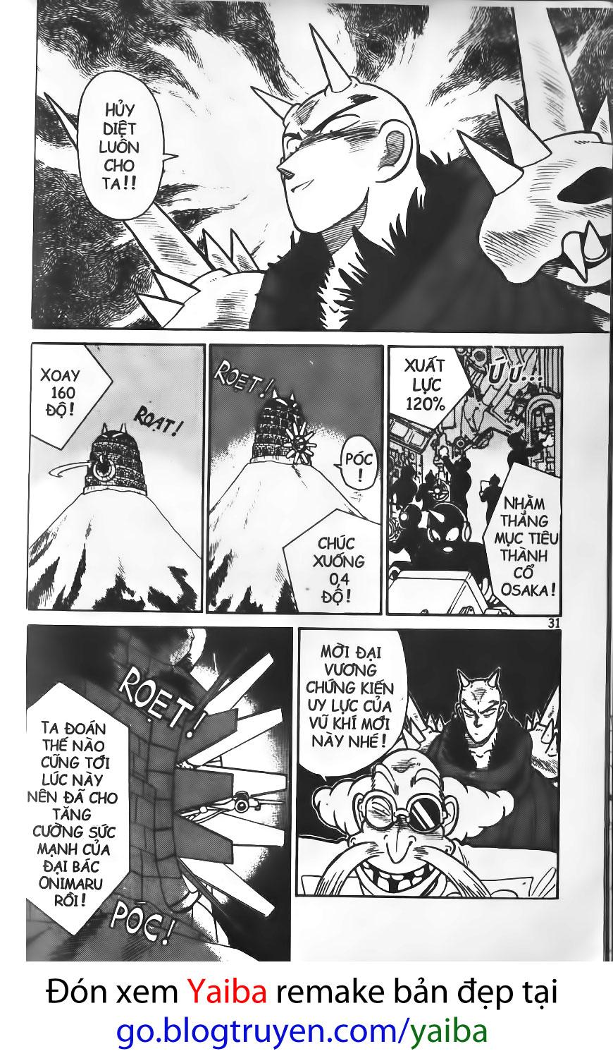 Yaiba chap 71 trang 10