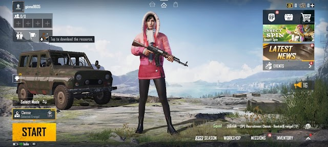 Battleground Mobile India Beta Version Download Apk | Download Battlegrounds Mobile India APK and OBB File for Android Phone