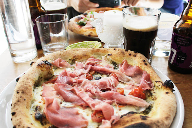 Pizza Dijon