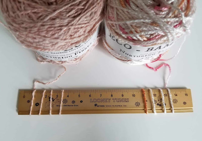 Bamboo and Cotton Blend Yarns from Good Loops Yarn