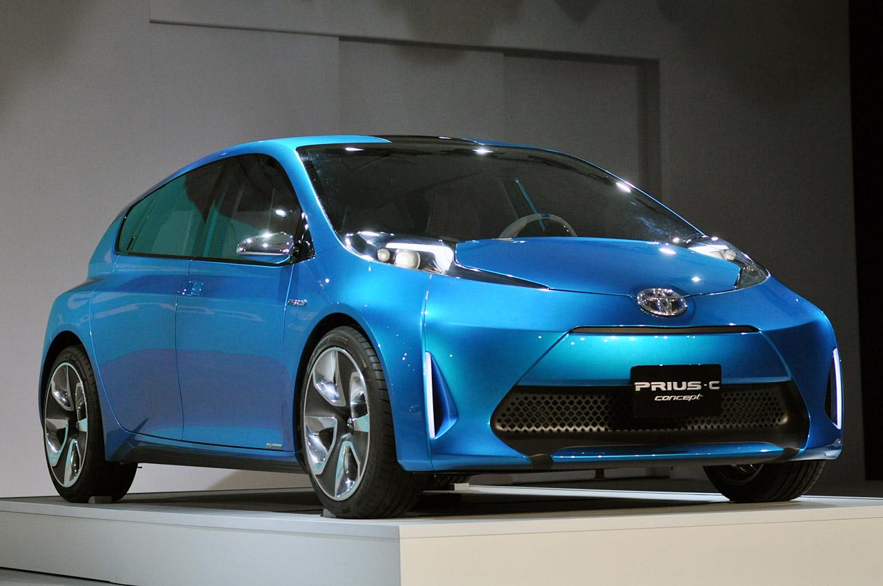 Toyota 2012 Toyota Prius C Hybrid Power Fuel High