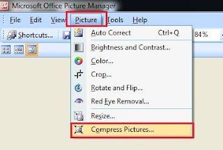 Compress Gambar