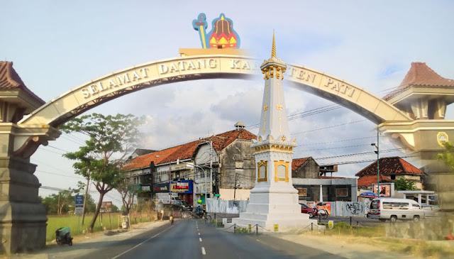 Sejarah Pati dan Jogjakarta