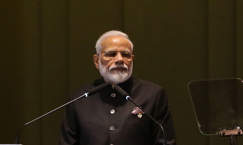 Índia entra em quarentena de três semanas em todo o país