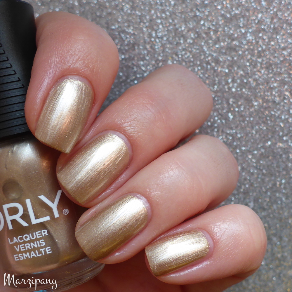 Orly Darlings of Defiance   Marzipany