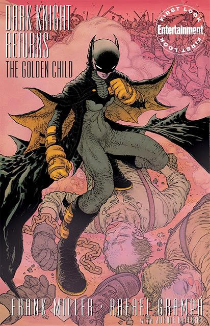 O Retorno do Cavaleiro das Trevas: A Criança Dourada