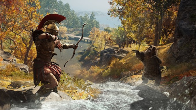 Assassin's Creed Odyssey Hd