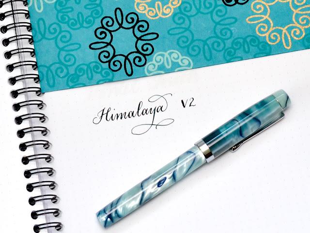 Flex fountain pen review