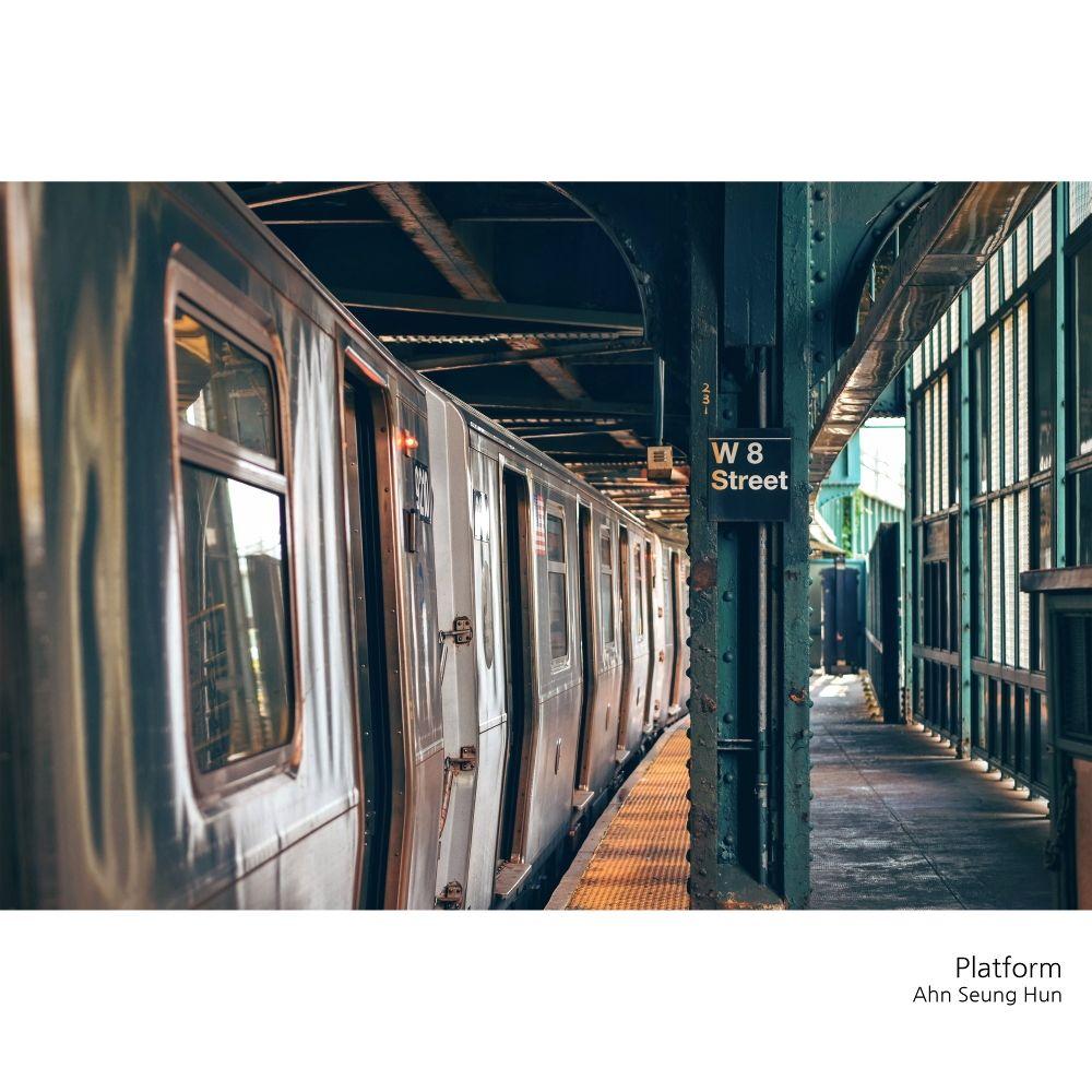 Ahn Seung Hun – Platform – Single