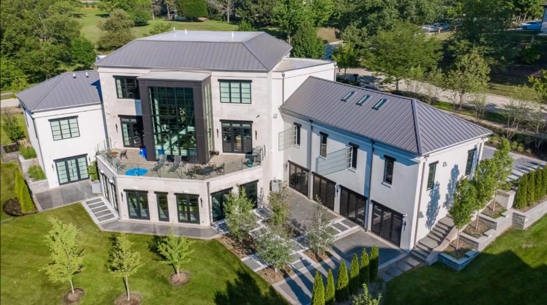 76 Interior Design Photos vs. 285 Forest Edge Ct, Burr Ridge, IL Luxury Mansion Tour