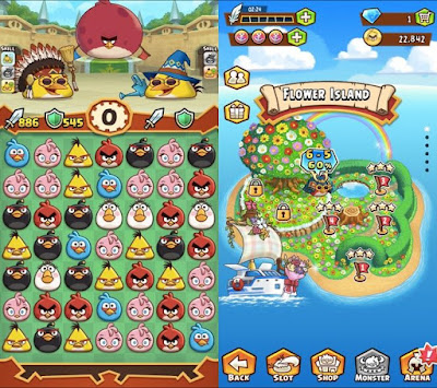 angry bird fight mod terbaru