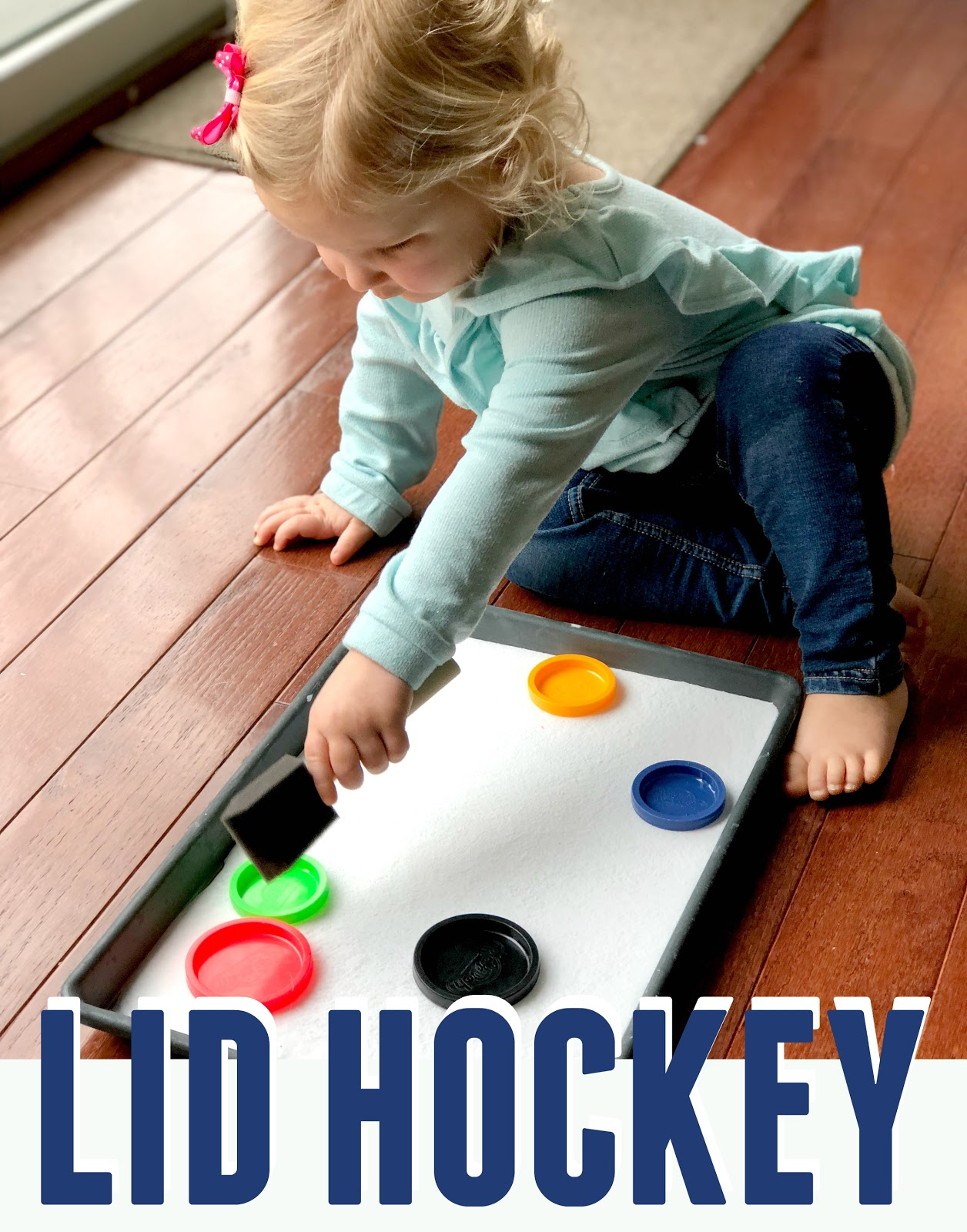 Toddler Approved Toddler Winter Games