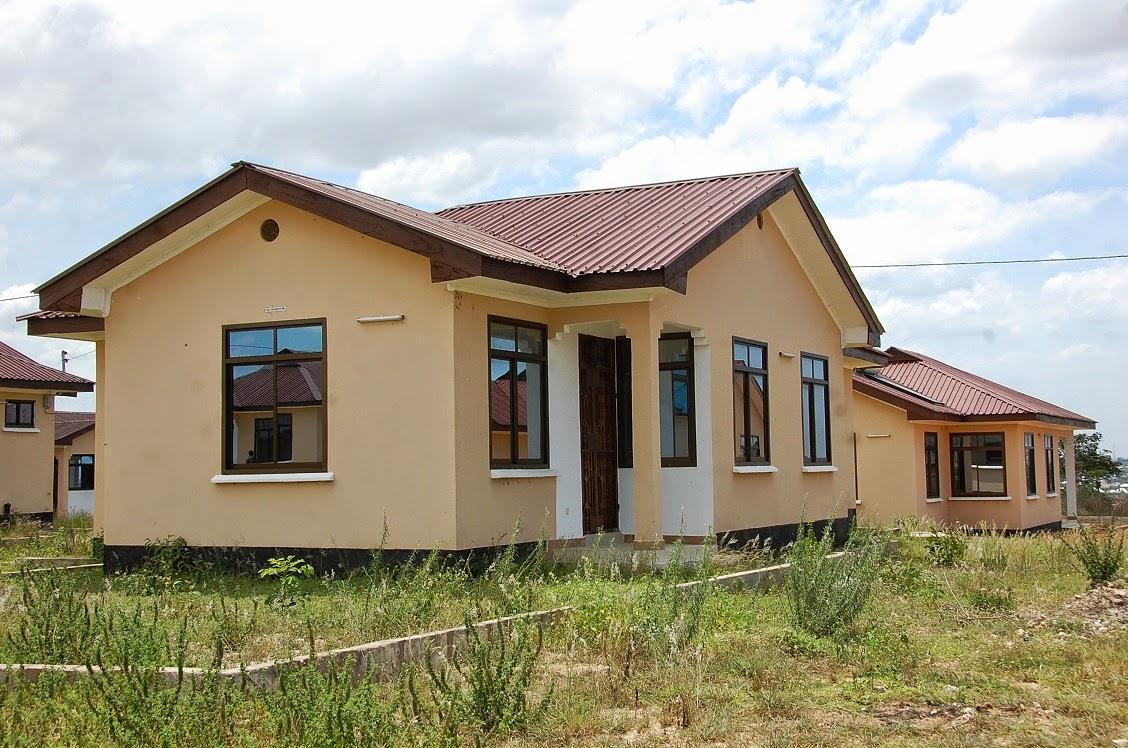 Michuzi blog nssf yakabidhi nyumba kwa wasanii wa orijino for Decoration za nyumba