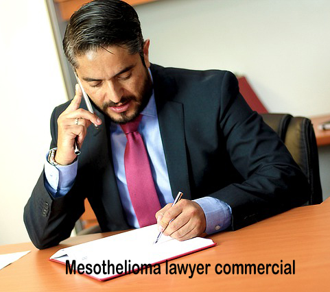 Mesothelioma Lawyer Commercial