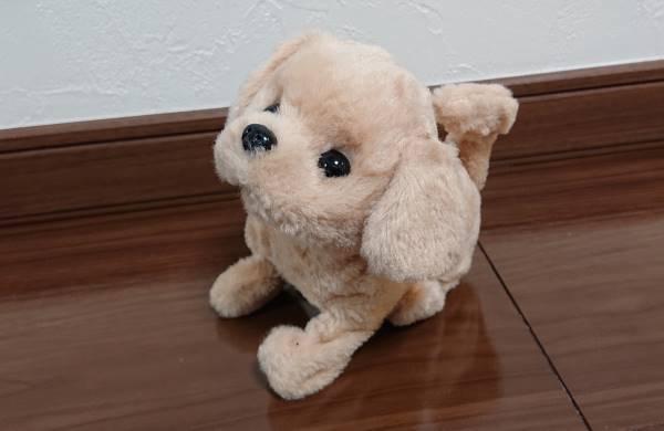 1歳児に買ってよかったよく遊んだおもちゃ④:犬のおもちゃ