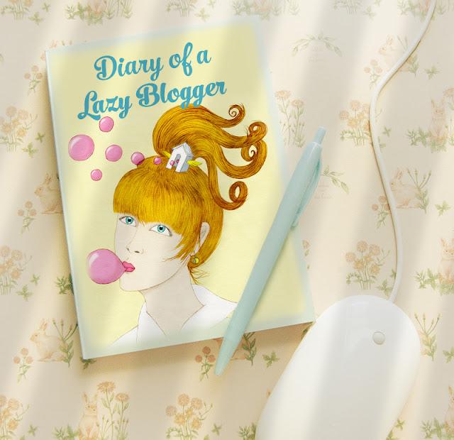 diary of a lazy blogger