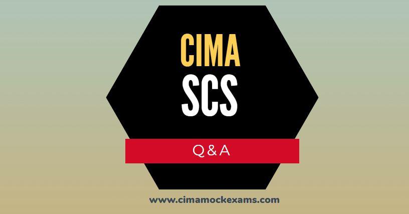 CIMA Mock Exams