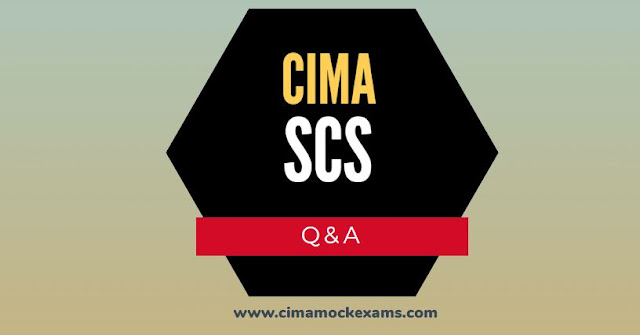 CIMA Strategic Case Study (SCS) frequently asked questions and answers with Astranti Peter Stiff