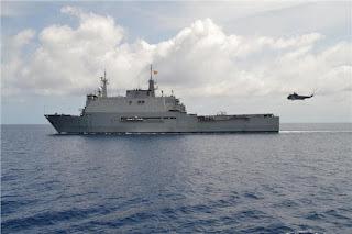 modification for Saudi navy