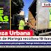 Prefeitura de Maringá recolheu 10 toneladas de volumosos em uma semana
