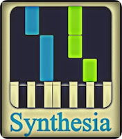Logo Software Piano Synthesia