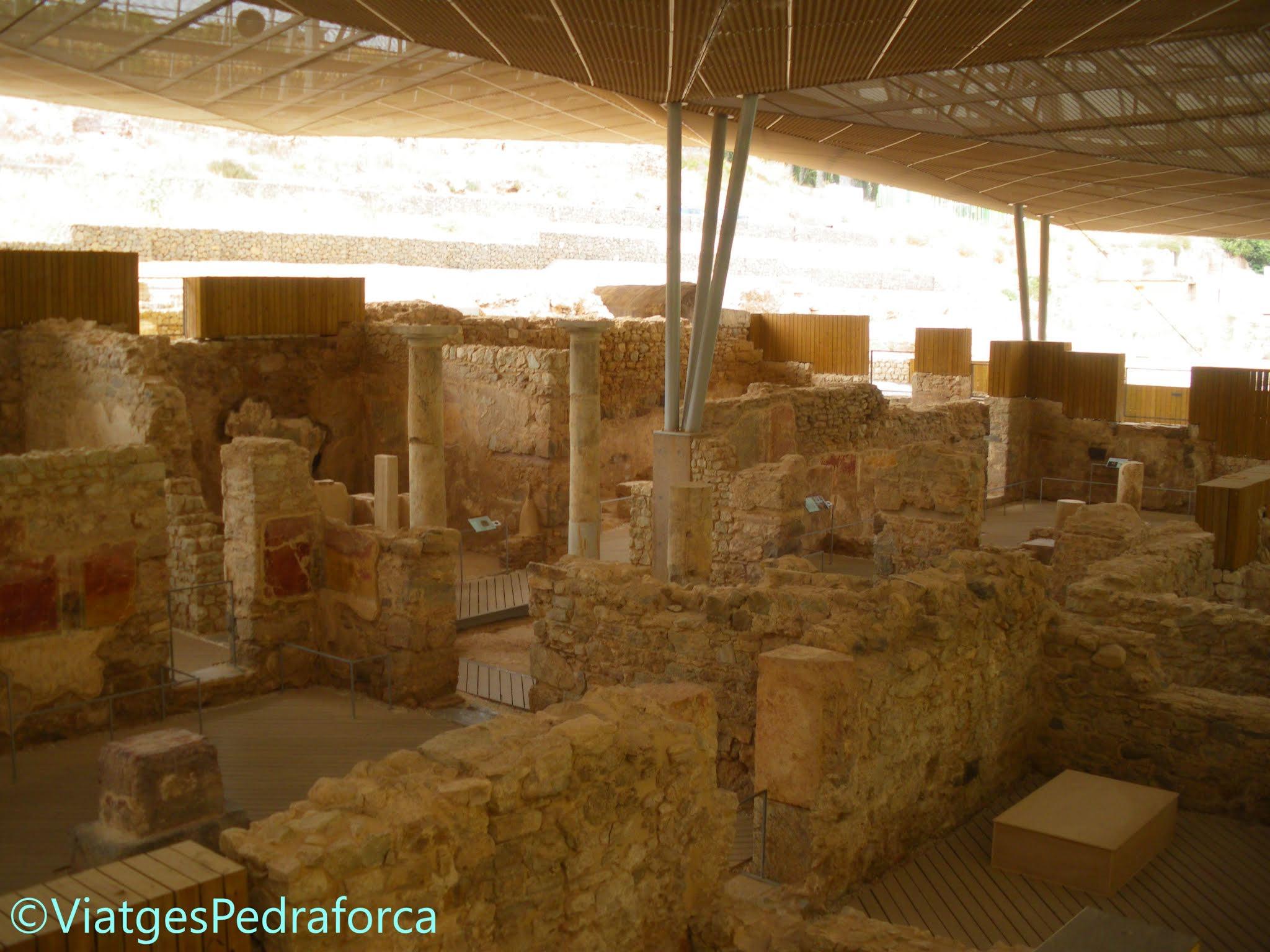 Barrio del Foro Romano, Murcia, Costa Cálida