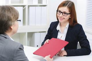 Cv, Trabajo, entrevistas