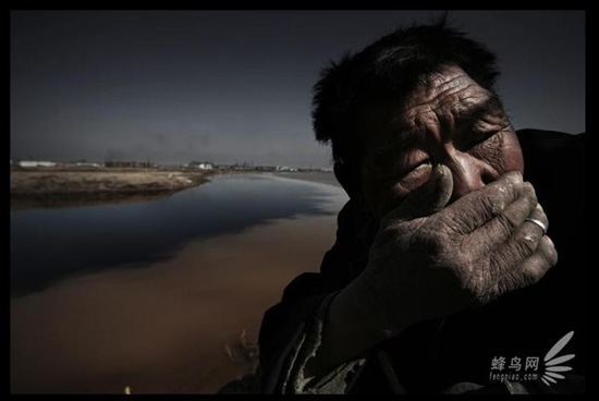 Amazing Pictures, Pollution In China
