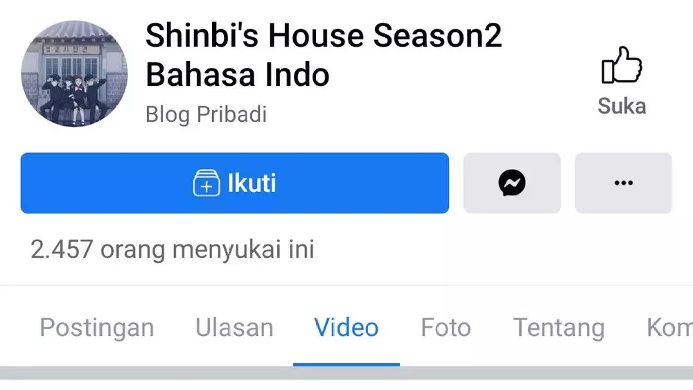 3 Cara Mudah Nonton Serial Animasi Shinbi's House SUB/DUB Indonesia