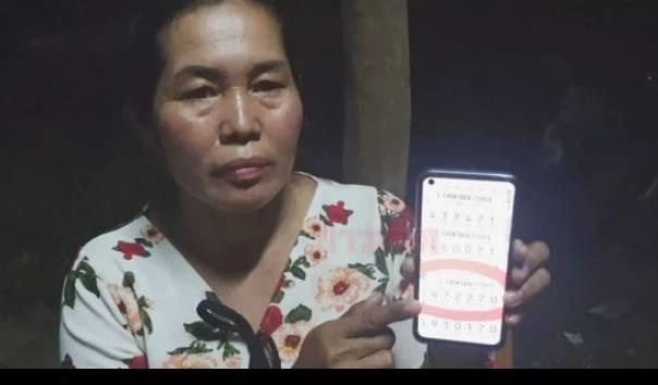 Berkat Mimpi Anaknya, Ibu Ini Menang Lotere Senilai Rp2,7 Miliar
