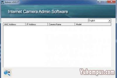 internet camera admin software