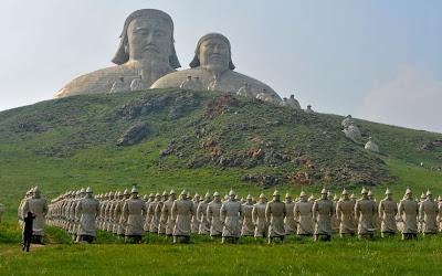 Resultado de imagem para mongolia interior gengis khan
