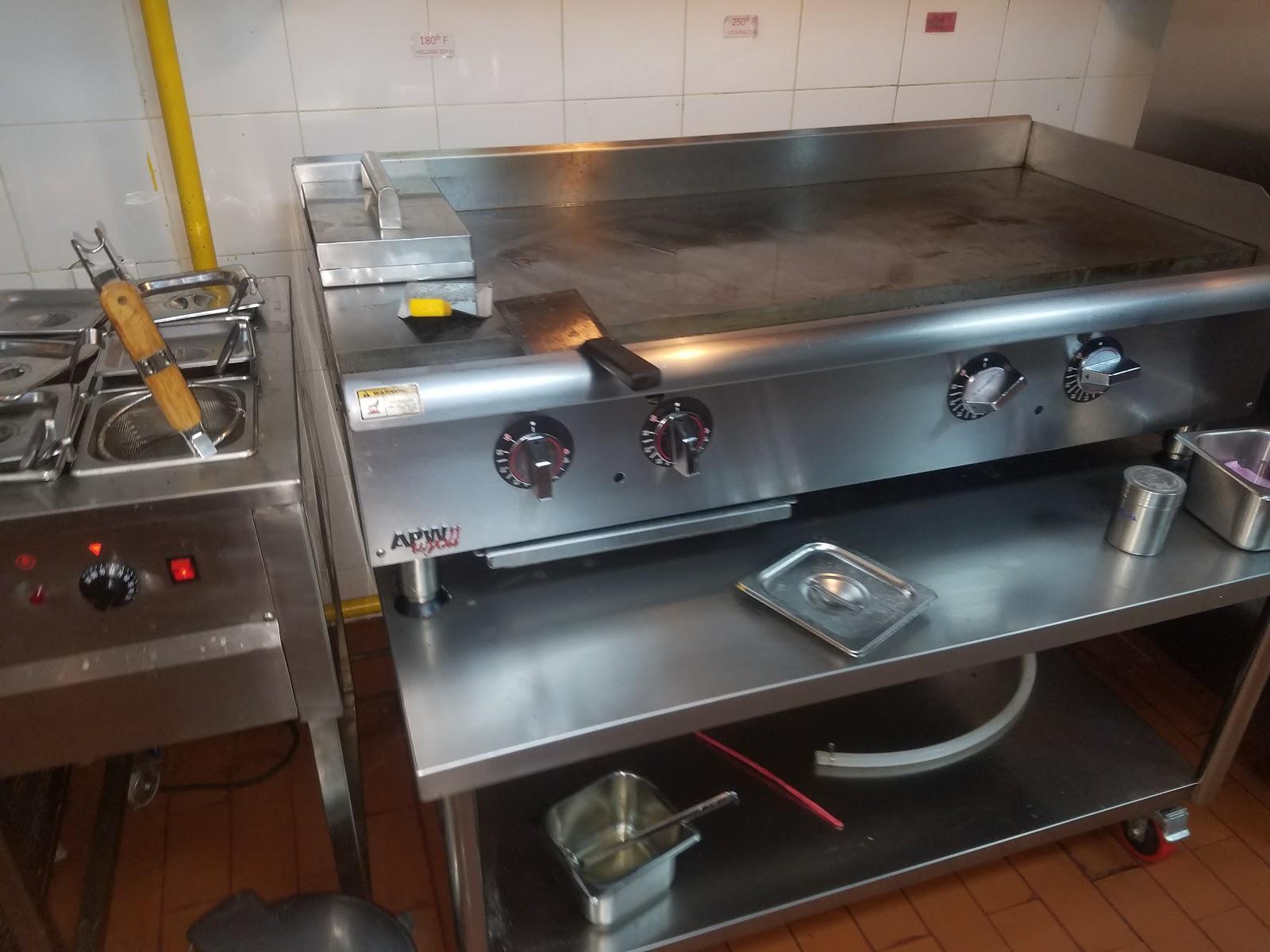 Jual Meja Stainless Dan Peralatan Dapur Restoran Dari