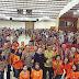 Ratusan Mahasiswa Hadiri Kuliah Umum Dirut ASDP di Poltekpos