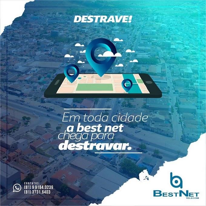 Conheça a BestNet, a melhor rede de Internet de Santa Cruz do Capibaribe