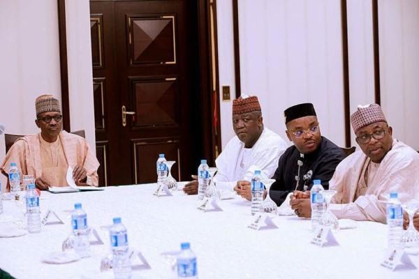 Buhari-and-Governors